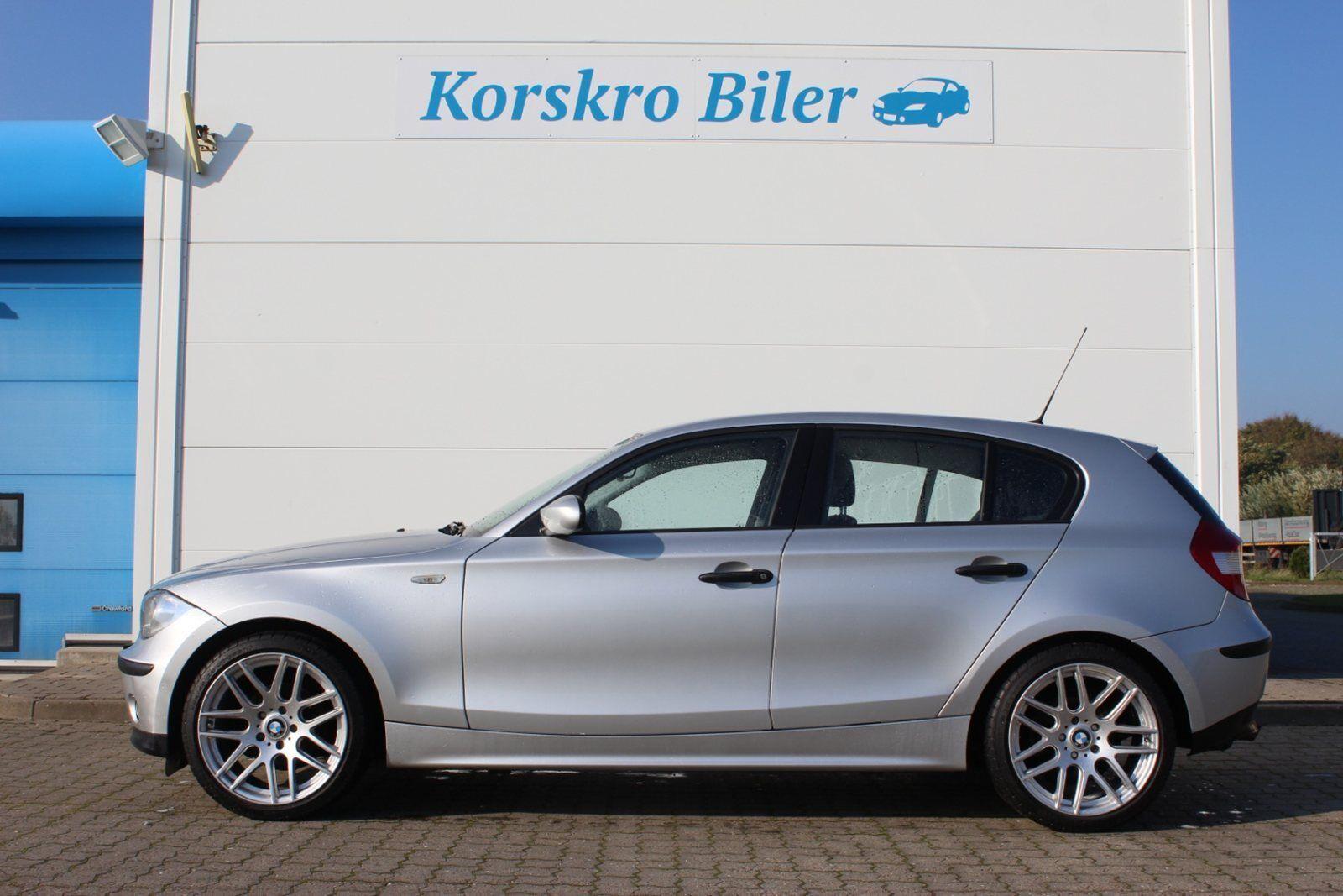 BMW 116i 1,6 Advantage 5d - 99.800 kr.