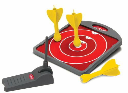 Majik Go Time Children Portable Launcher Darts Set