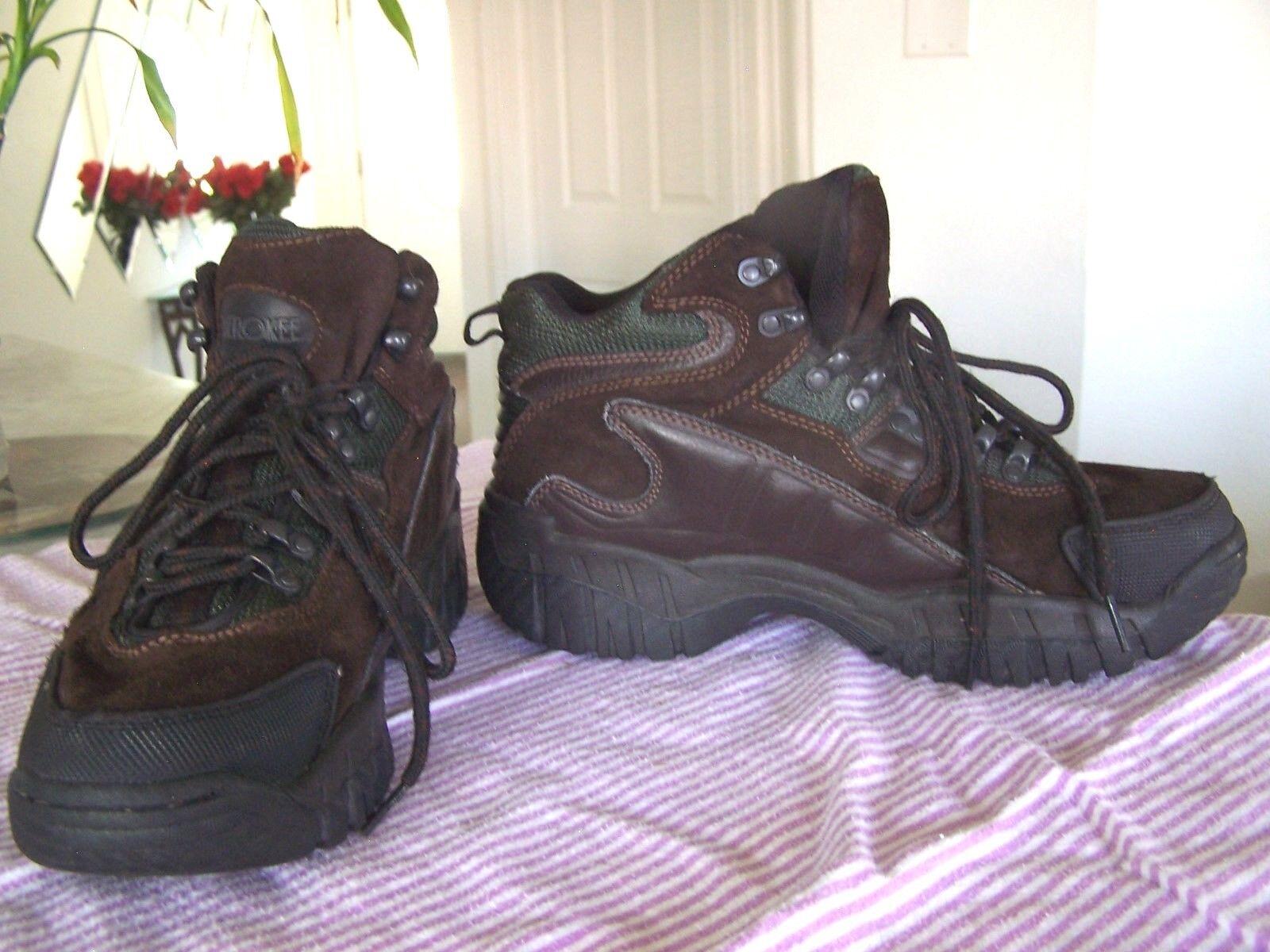 CHEROKEE Uomo Hiking Or Or Hiking Work Stivali Size 9 3b820a