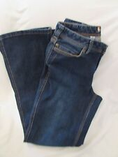 "Ladies ""Carhatt"" Size 6R, Blue, Original Fit, Boot cut Jeans"