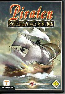 Piraten - Herrscher der Karibik PC-Spiel - Deutschland - Piraten - Herrscher der Karibik PC-Spiel - Deutschland
