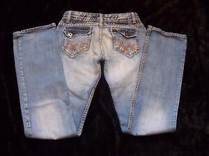 Jeans-MC-LEM-KAPORAL-Modele-Salome-Coupe-Droite-Femme-T-34-PARFAIT-ETAT