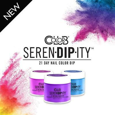 Exquisite Workmanship In pick Your Colors Latest Collection Of Color Club Serendipity Dip Powder 28.35g / 1 Oz
