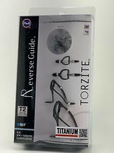 Fuji original T-KLTG25H9 Torzite Ring Titanium Frame Guide set New Free SHIPPING