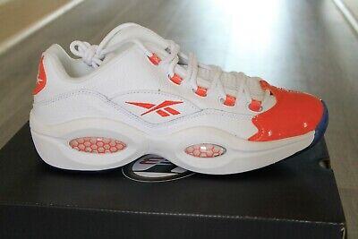 White Toe Orange Men Shoe FX4999
