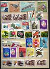 KOREA 1970s COLLECTION OF 132 MINT ALL NEVER HINGED INCLUDES 1970 SOUVENIR SHEET