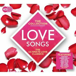 CD THE COLLECTION LOVE SONGS THE ULTIMATE LOVE CLASSICS 190295866044