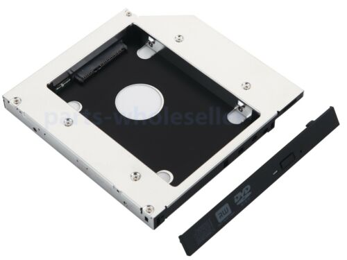 for Dell Inspiron N7110 N7010 N5110 DS-8A5S 2nd Hard Drive HDD SSD Caddy Adapter