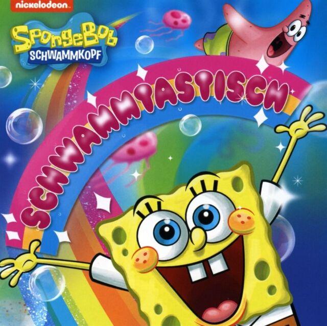 SpongeBob Schwammkopf - SpongeBob Schwammkopf - Schwammtastisch, 1 Audio-CD