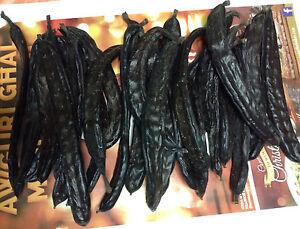 12-FRESH-WHOLE-MATURE-CAROB-PODS-Ceratonia-siliqua-A-Mediterranean-Delicacy