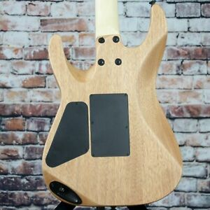 Charvel Pro-mod Dk24 HH FR E Okoume Electric Guitar Natural 2