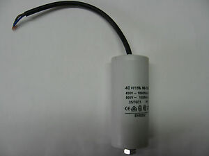 condensateur de demarrage 40?f