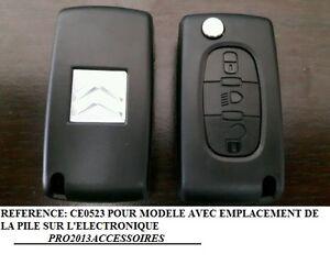 Coque-cle-plip-Boitier-telecommande-Citroen-C4-PICASSO-C4-C5-3-bouton-CE0523