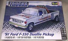 Revell '91 Ford F-350 Duallie Pickup Truck 1/24 Plastic Model Car Kit 4376 sun