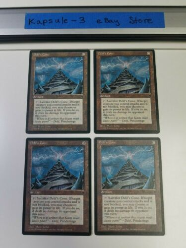 4x Delif/'s ConeFallen EmpiresMTG Magic The Gathering Cards