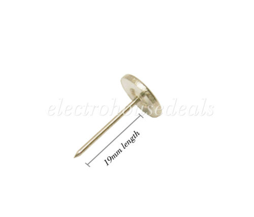 1000 PCS 19mm PINS FOR SECURITY TAGS EAS LOSS PREVENTION - Lowest Price in US