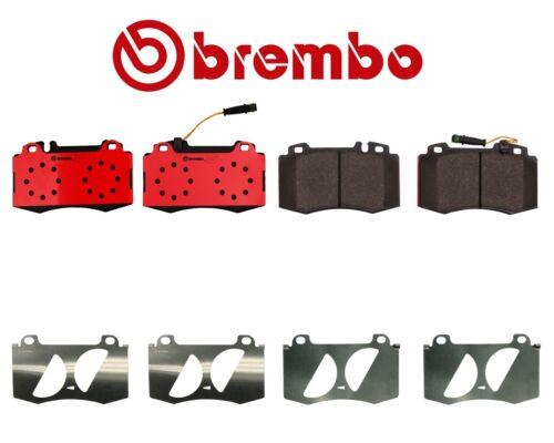 Brembo P50041N Front Disc Brake Pad Set Premium Ceramic For Mercedes R129