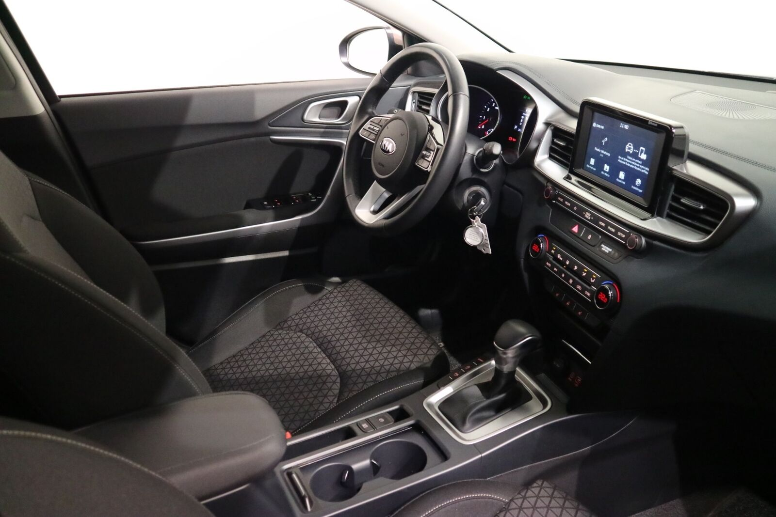 Kia Ceed 1,4 T-GDi Comfort SW DCT - billede 13