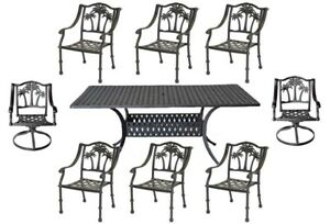 Patio-dining-set-8-person-Palm-Tree-chairs-with-Nassau-rectangular-table