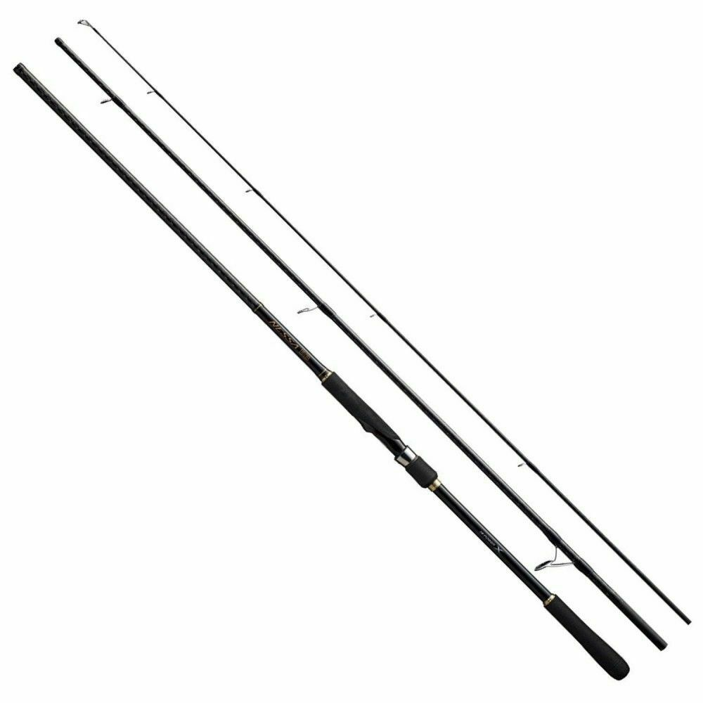 New Shimano NESSA BB S1002MH 10'2  Spinning Rod Fishing Pole Japan Import EMS