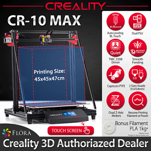 3D-Printer-Creality-CR-10-MAX-DIY-PRINTING-Filament-PLA-ABS-PETG-WOOD-CARBON