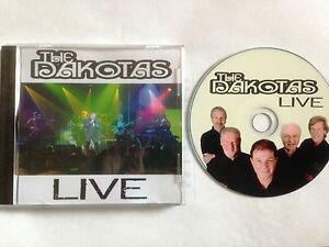 The-Dakotas-LIVE-CD-Free-Delivery-in-UK