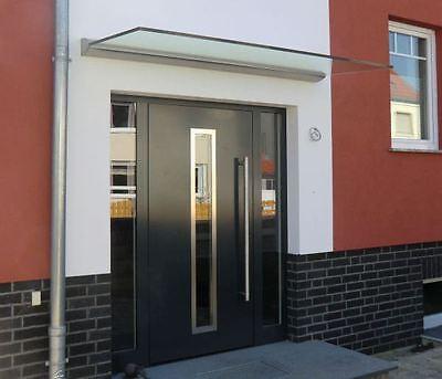 Baustoffe & Holz Herrlich Pcsdach Glas Vordach Serie Titan 1.100
