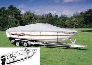 "SEACHOICE 19/'6  X 96/""  V-HULL I//O BOAT COVER  97501"