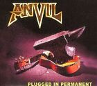 Plugged in Permanent [Digipak] by Anvil (CD, May-2012, The End)