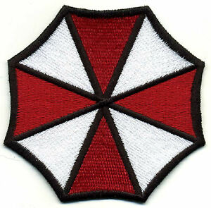 Resident-Evil-Umbrella-Corporation-Fully-Embroidered-3-75-034-Iron-on-Patch