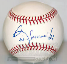"""Bill Lee Red Sox Expos signed baseball """" SPACEMAN """""""