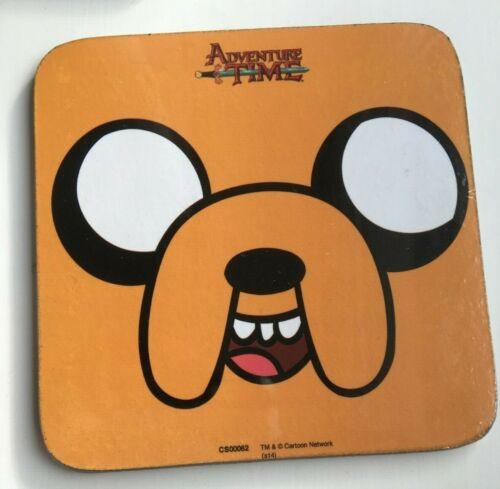 "OFFICIAL /""Adventure Time Ice King/"" Drink Mat Mug Coaster Cartoon Network"