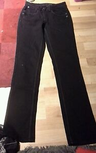 Reft86-bnwt-black-jeans-size-8-straight