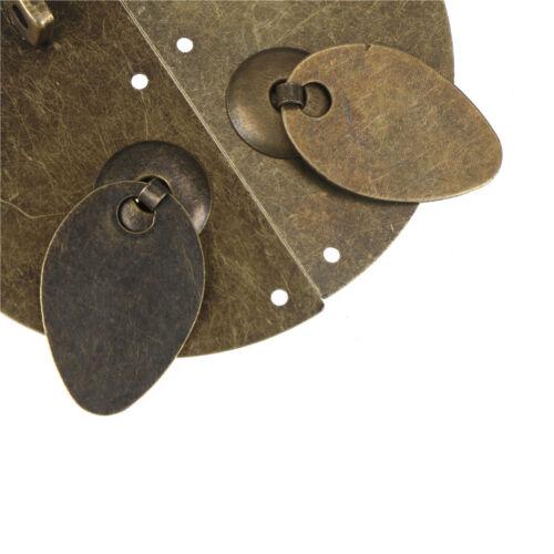 Möbel Hardwares Eisen Tür klopfen Klopfer ziehen Vintage Schloss fangen HaushalX