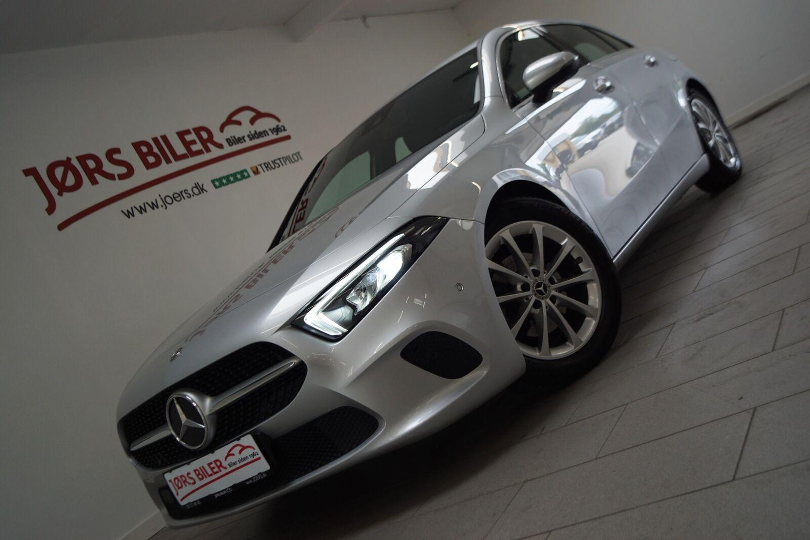Mercedes A180 d 1,5 Business Progressive Line aut. 5d - 274.800 kr.