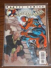 AMAZING SPIDERMAN #33 VOL2 MARVEL COMICS SPIDEY SEPTEMBER 2001