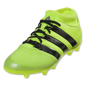 online store e0346 4a923 Image is loading adidas-Jr-ACE-16-3-Primemesh-FG-AG-