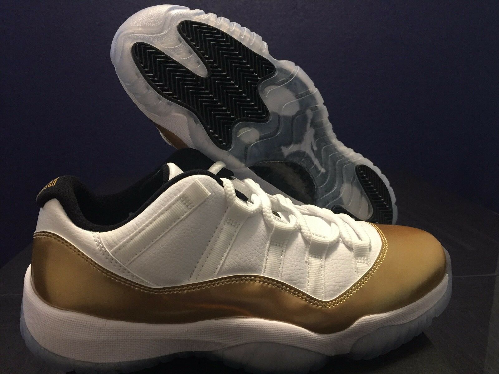 BRAND NEW 2018 Nike Air Jordan 11 Retro Low Closing Ceremony SIZE 8.5 GOLDEN AIR Cheap women's shoes women's shoes