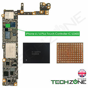 online store 111f6 8de8c Details about U2402 Screen Controller Black Meson Touch IC 343S0694 Chip  for iPhone 6 & 6 Plus