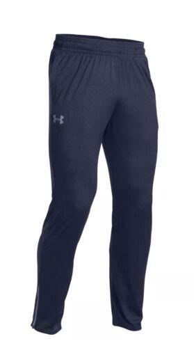 Mens 2XL XXL Under Armour Blue UA Tech Pants NWT Running Training