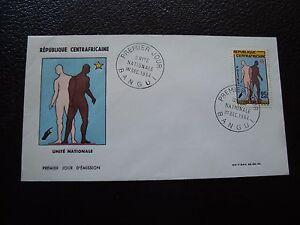 Republica-Centroafricana-Sobre-1er-Dia-1-12-1964-B3
