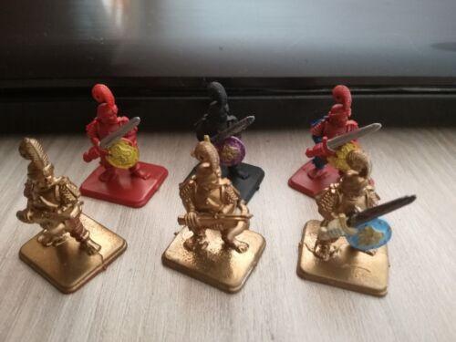 Heroquest Morcar De Northumbrie Originelle Henchman Miniatures /& Armes Hero
