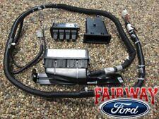 05 thru 07 Super Duty F250 F350 F450 F550 OEM Ford In-Dash Upfitter Switch Kit