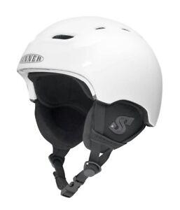 Sinner-NOVA-Shiny-White-Ski-Snowboard-Helmet-Size-XXS-BNIB