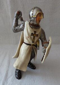 Schleich - 70037 Ritter mit Kriegshammer - Kreuzritter -Templer