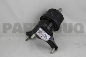 rh 12362-0P051 Toyota Insulator 123620P engine mounting for transverse engine