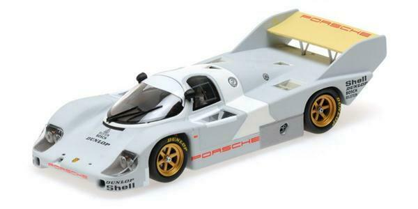 MINICHAMPS Porsche 956K Test Session Paul Ric  1 43 400826700