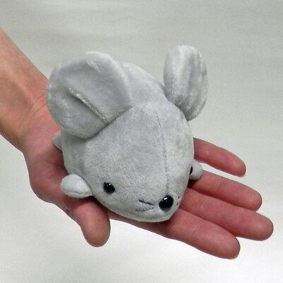 Munumum Plush Mouse (The Ultimate Simplification) Medium