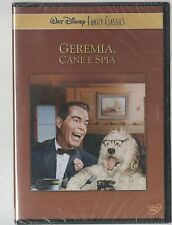 GEREMIA CANE E SPIA DVD DISNEY SIGILLATO!!!