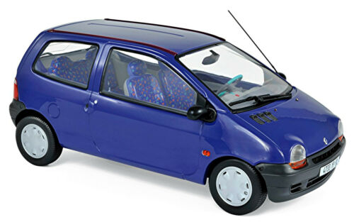 Renault Twingo I 1993-98 Outremer Blue azul 1:18 norev 185291